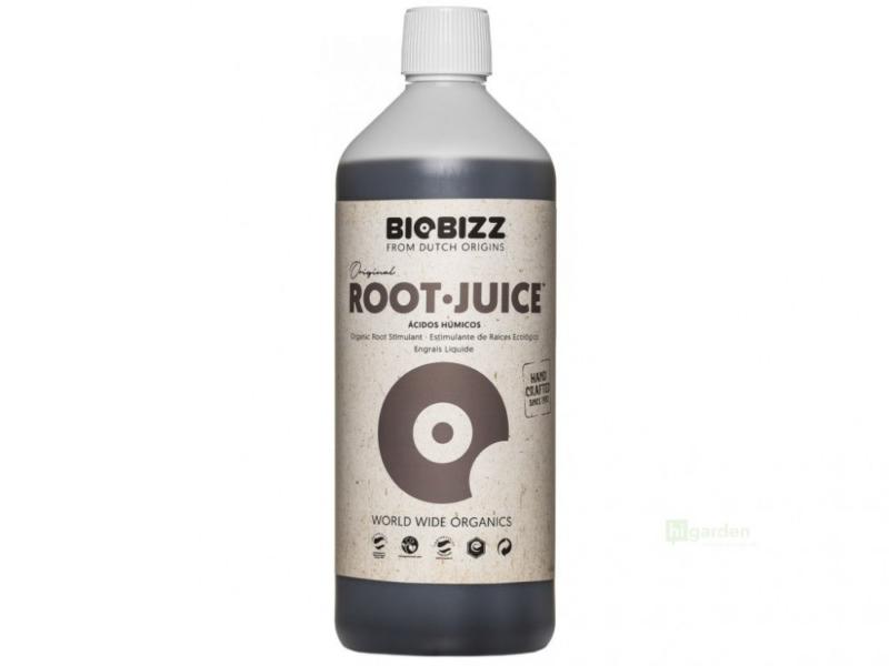 Биостимулятор RootJuice BioBizz 250 ml
