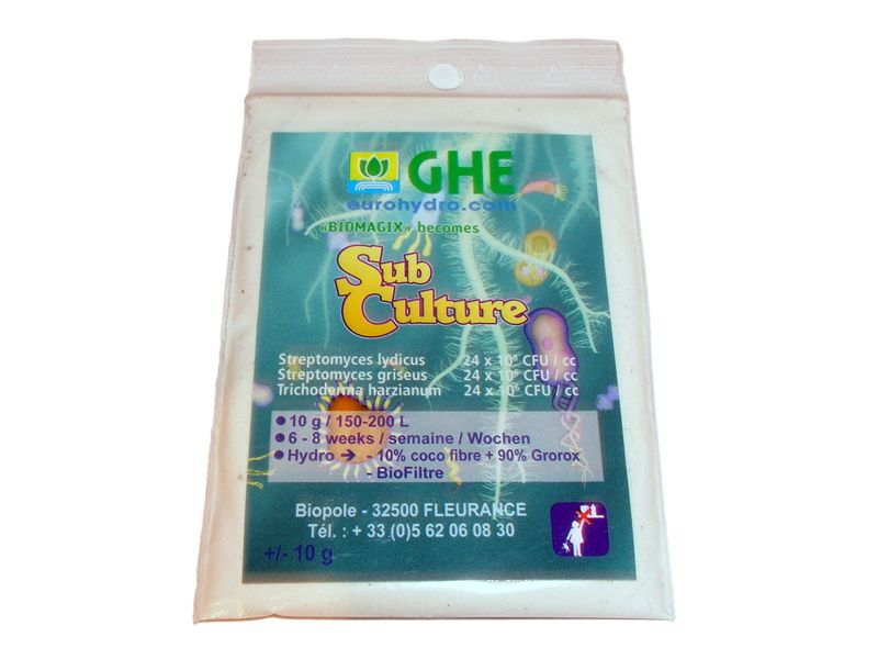 Добавка BioMagix - Subculture GHE 25G
