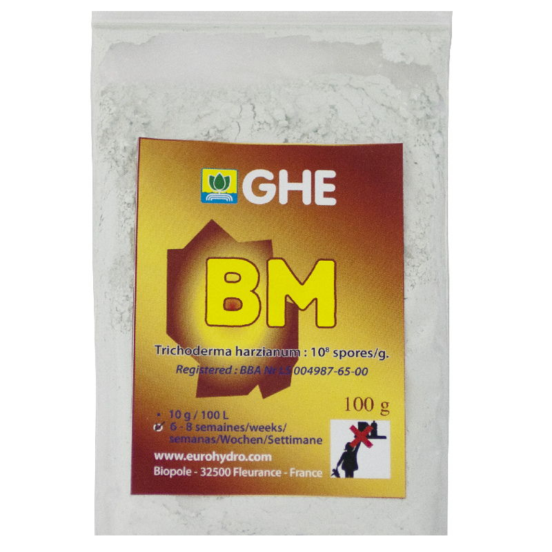 Добавка Bioponic Mix 50G GHE