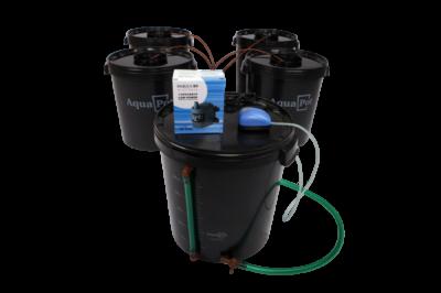 Гидропонная система AquaPot XL 4 (без компрессора)