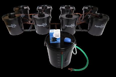 Гидропонная система AquaPot XL 8 (без компрессора)