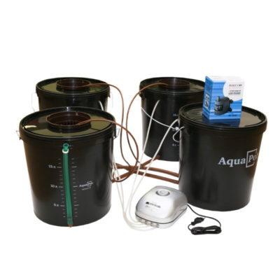Гидропонная установка AquaPot Trio (без компрессора)
