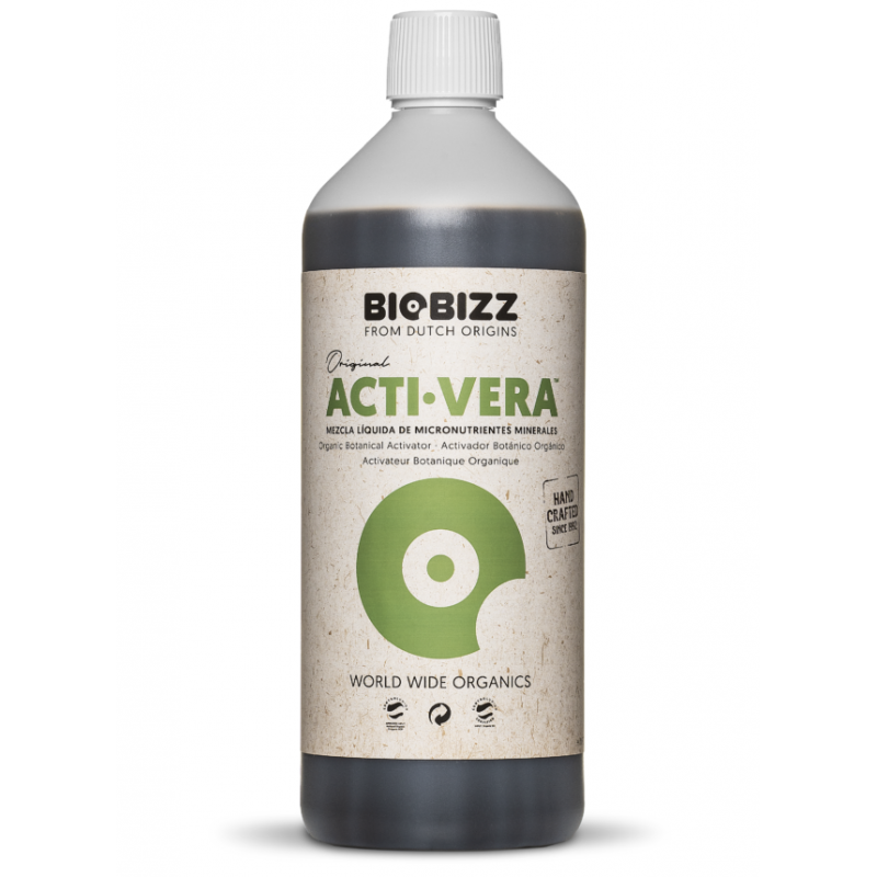 Иммуностимулятор Acti-Vera BioBizz 1000 ml