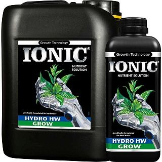 IONIC Hydro Grow для жёсткой воды