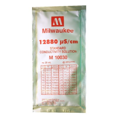Калибровочный раствор 12880 µS/cm 20 ml Milwaukee