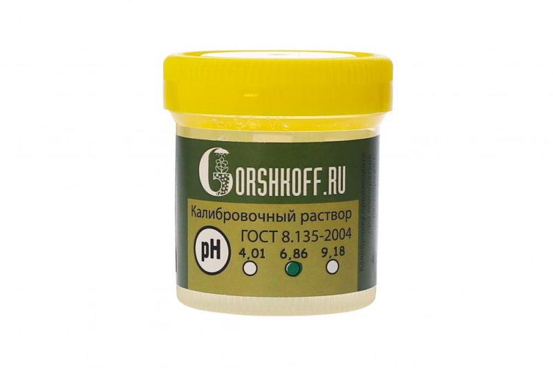 Калибровочный раствор pH 6.86 Rastea