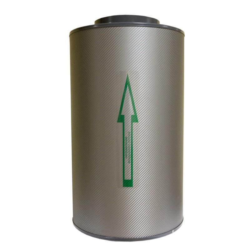 Канальный угольный фильтр КЛЕВЕР 1500 м3