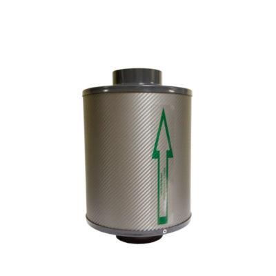 Канальный угольный фильтр КЛЕВЕР 160 м3
