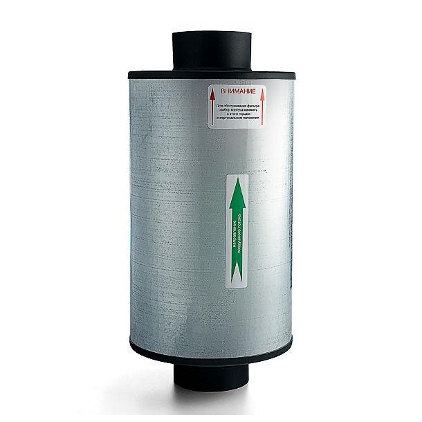 Канальный угольный фильтр Magic Air К-350м3/125мм