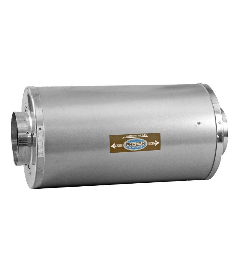 Канальный угольный фильтр Phresh 1000м3/160мм