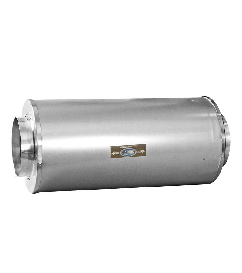 Канальный угольный фильтр Phresh 2000м3/250мм