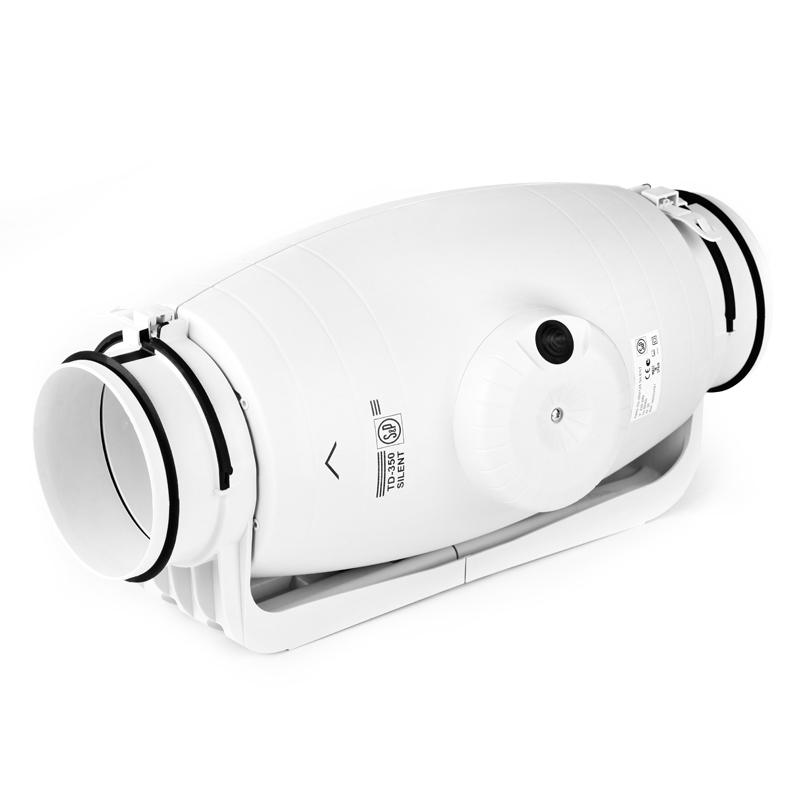 Канальный вентилятор S&P TD - 350/125 SILENT