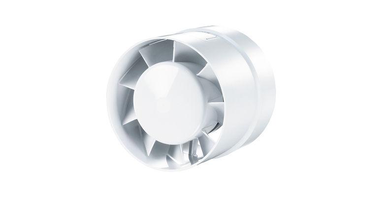 Канальный вентилятор VENTS 100 Turbo (135м3/ч)