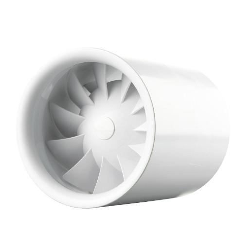Канальный вентилятор VENTS Quietline silent (100м3/ч)