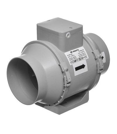 Канальный вентилятор VENTS ТТ ПРО125 (240-350м3/ч)