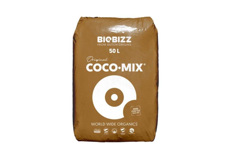 Кокосовый субстрат Coco-Mix 50 L