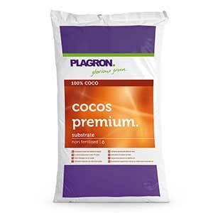 Кокосовый субстрат Plagron Cocos Premium 50L
