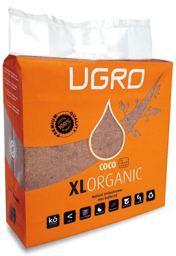 Кокосовый субстрат UGro XL Organic