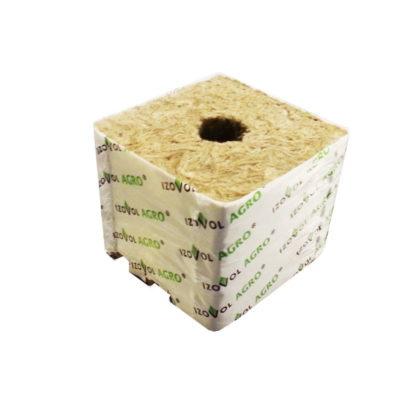 Кубик 75х75х65 1 отверстие 26х30