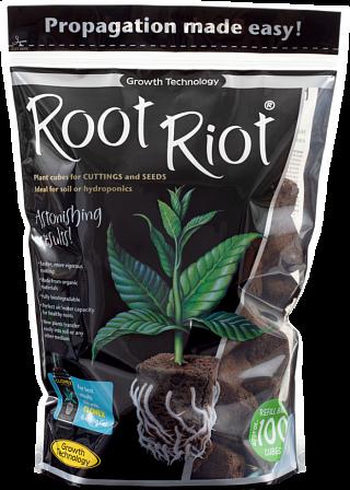 Кубики Root Riot - 100 шт