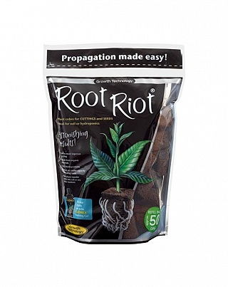 Кубики Root Riot - 50 шт