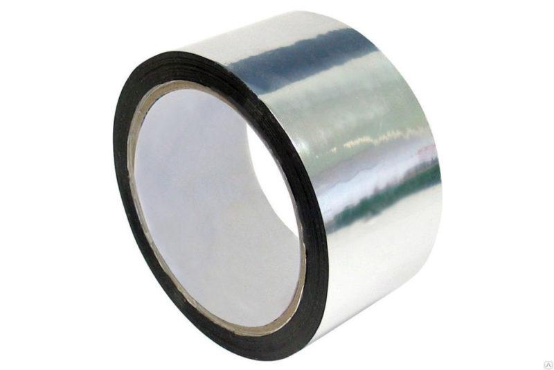Лента алюминиевая 50ммх10м