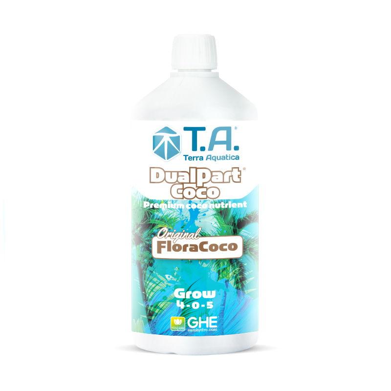 Минеральное удобрение DualPart Coco Grow T.A. 1 L (GHE)