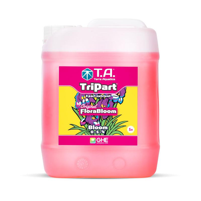 Минеральное удобрение TriPart Bloom T.A. 5 L