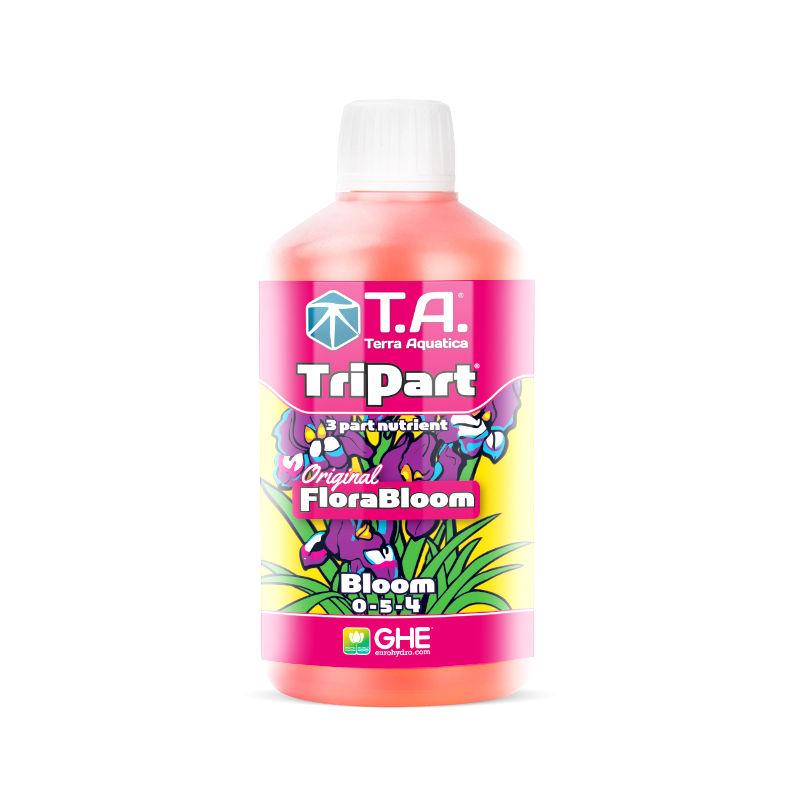Минеральное удобрение TriPart Bloom T.A. (GHE) 0
