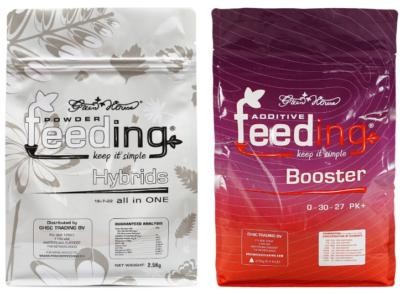 Набор сухих удобрений Powder Feeding Hybrids