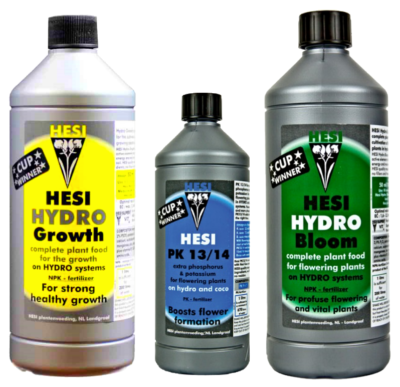 Набору удобрений Hesi Hydro Start