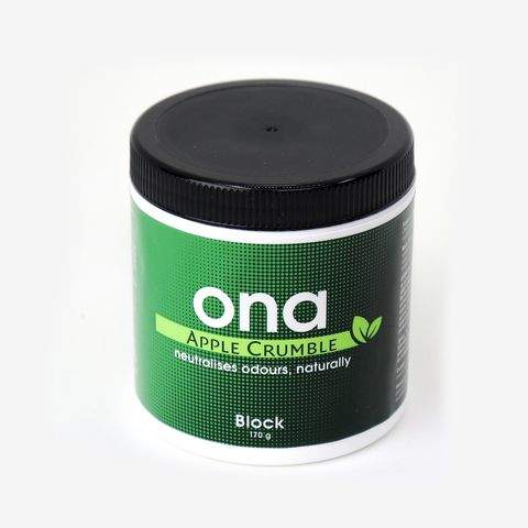 Нейтрализатор запаха ONA Block Apple Crumble 170 гр