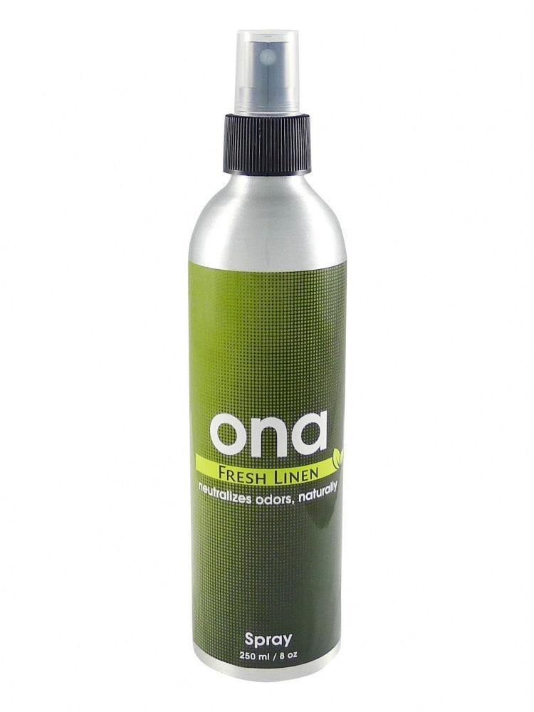 Нейтрализатор запаха Ona Fresh Linen Spray 250 мл