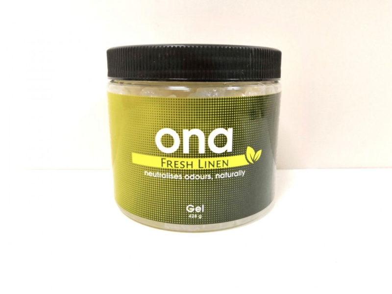 Нейтрализатор запаха ONA Gel Fresh Linen 428 грамм