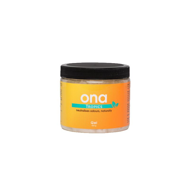 Нейтрализатор запаха ONA Gel Tropics 428 грамм