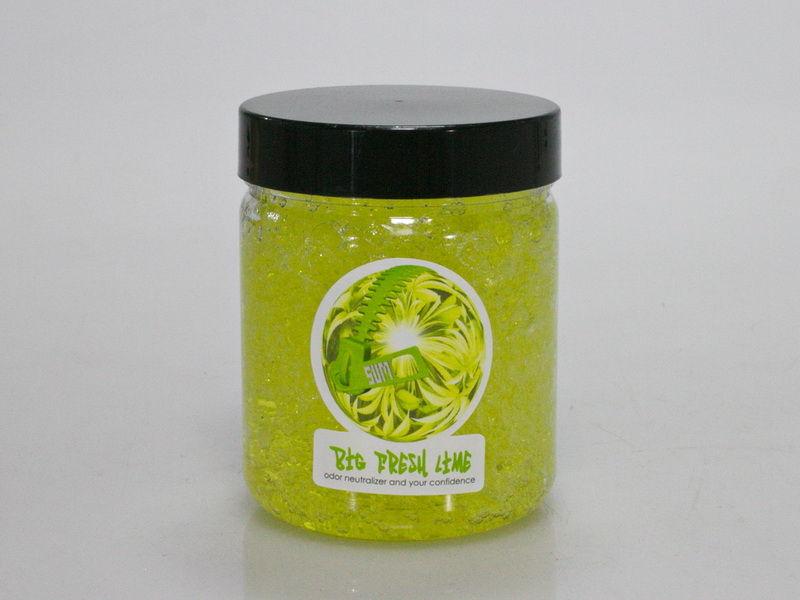 Нейтрализатор запаха Sumo Big Fresh Lime GEL 0