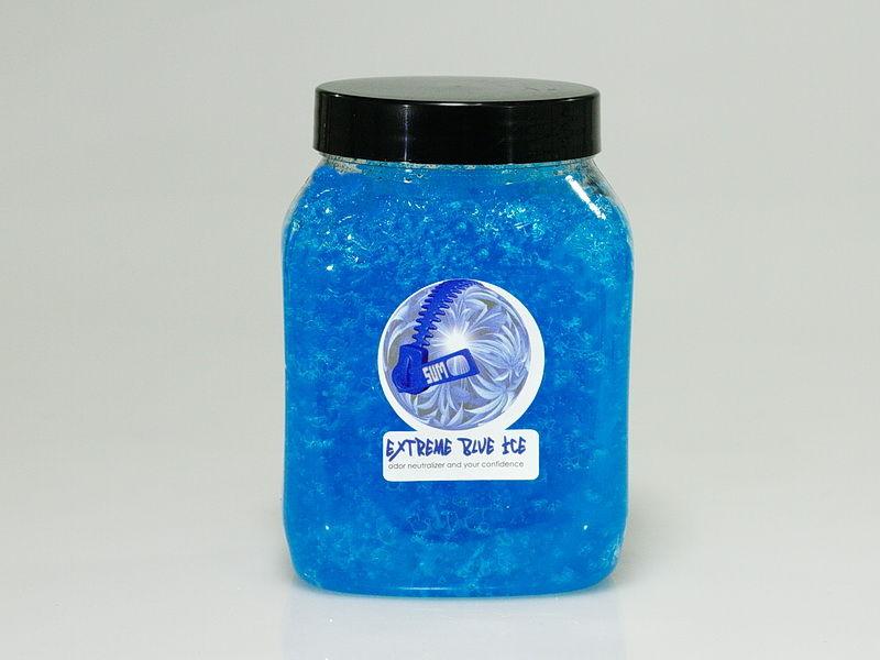 Нейтрализатор запаха Sumo Extreme Blue Ice GEL 1 L