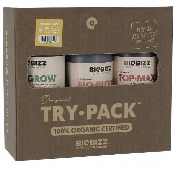 Органические удобрения Try pack Indoor 250 ml
