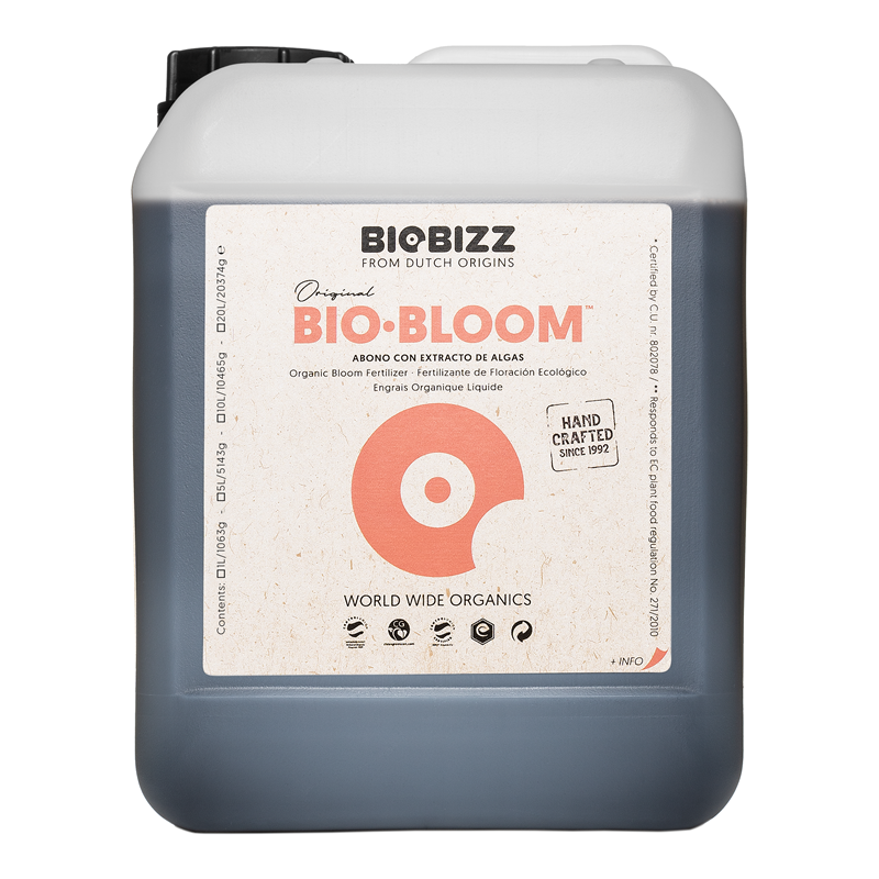 Органическое удобрение Bio-Bloom BioBizz 5L