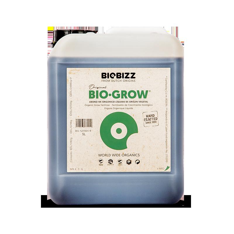 Органическое удобрение Bio-Grow BioBizz 5L