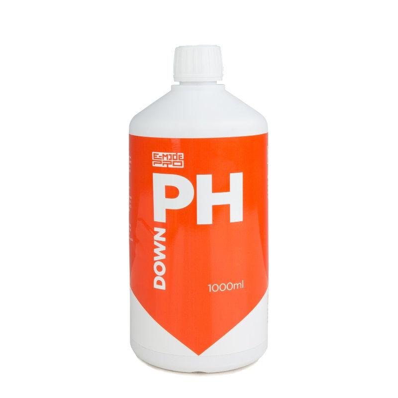 pH Down E-MODE 1000 ml