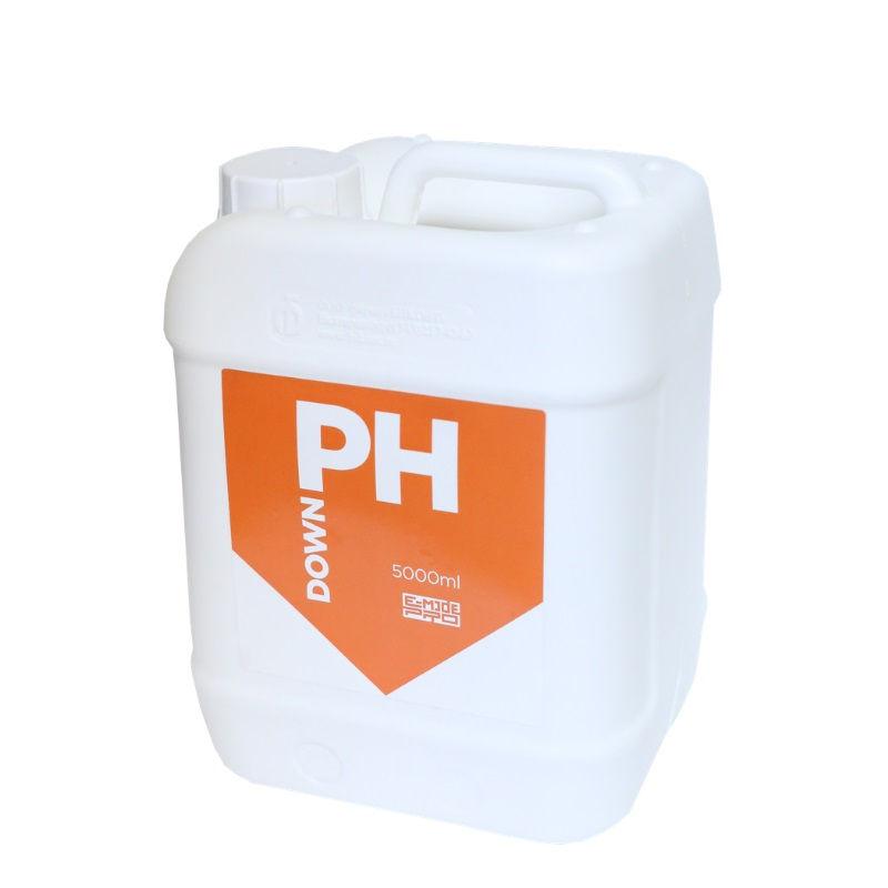 pH Down E-MODE 5L