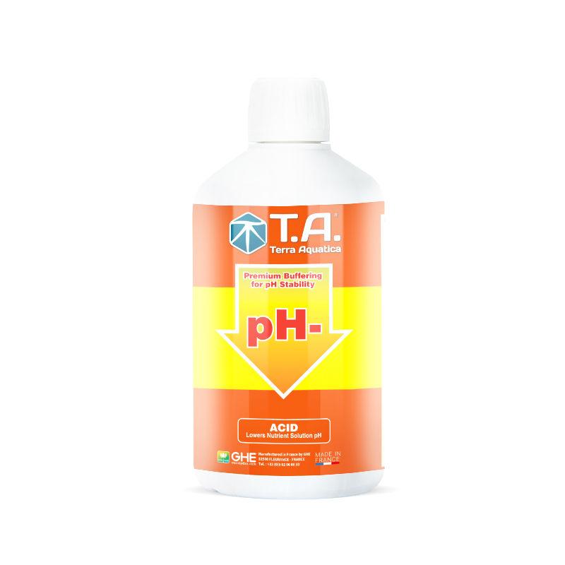 pH Down Terra Aquatica (GHE) 0