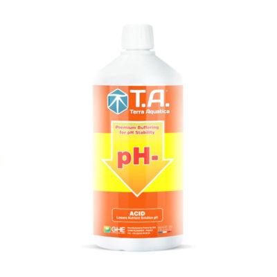 pH Down Terra Aquatica (GHE) 1 L
