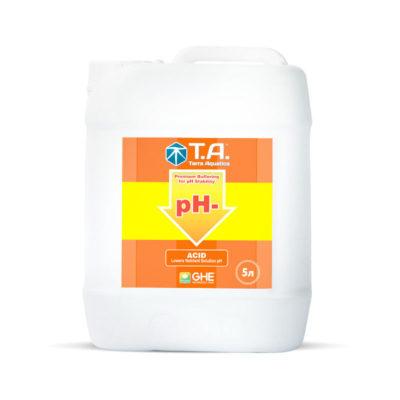 pH Down Terra Aquatica (GHE) 5 L