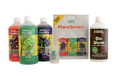 Промонабор FloraSeries + General Organic