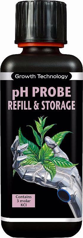 Раствор для хранения pH электродов 300 мл