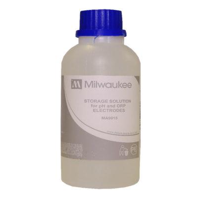 Раствор для хранения рН и ORP электродов Milwaukee 230 ml