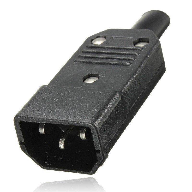 Разъём IEC папа без провода