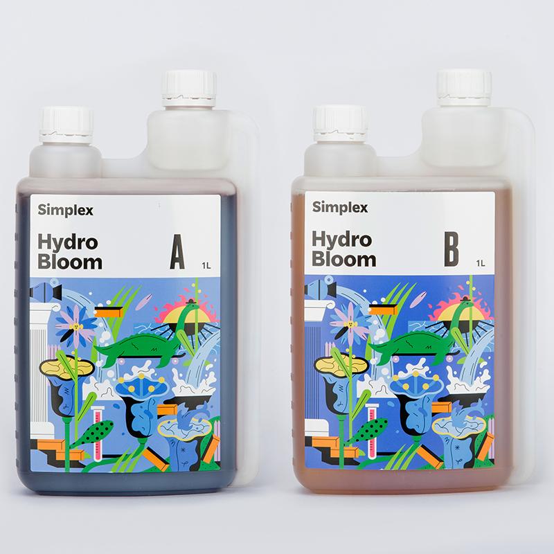 Simplex Hydro Bloom (А + В)